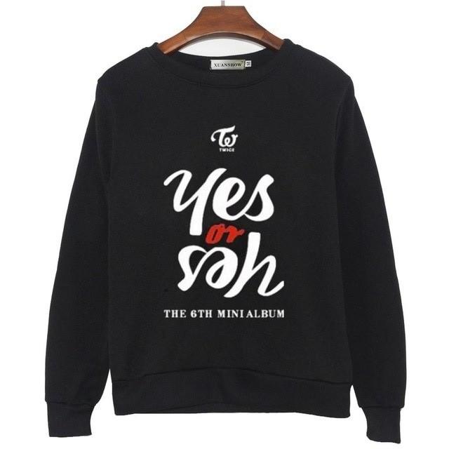 twice sweatshirt