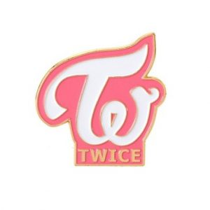 Twice – Metal Pin