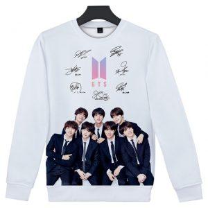 BTS – Sweatshirt #11