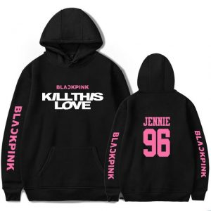 blackpink hoodies