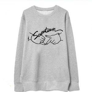 Seventeen Sweatshirt #2