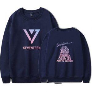 Seventeen Sweatshirt #9