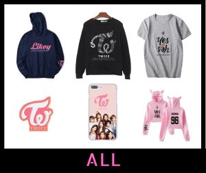 twice merch
