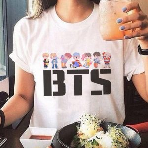 The Best BTS T-Shirts in Stock with FREE Worldwide Shipping