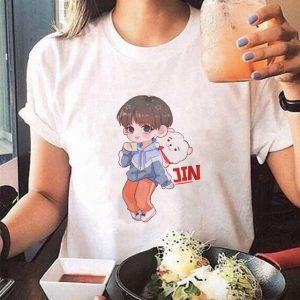 BTS – T-Shirt Jin