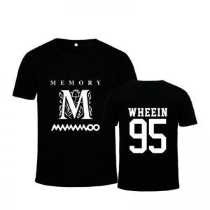 Mamamoo T-Shirt Wheein #5