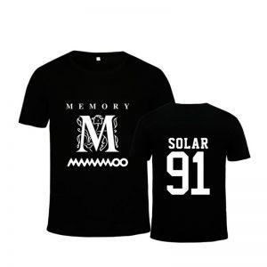 Mamamoo T-Shirt Solar #6