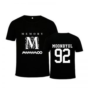 Mamamoo T-Shirt Moonbyul #8