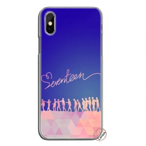 Seventeen iPhone Case #4