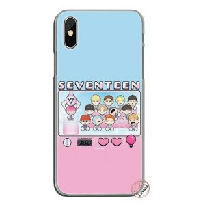 Seventeen iPhone Case #7