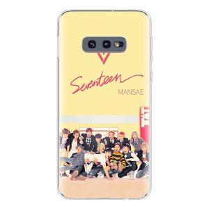 Seventeen Samsung S Case #12