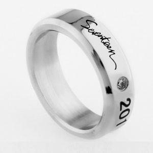 Seventeen Ring #4