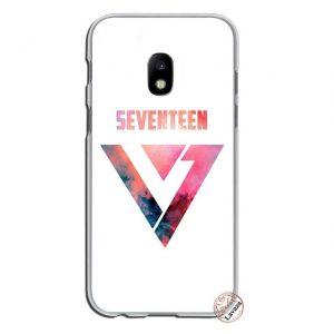 Seventeen Samsung J Case #10