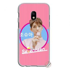 Seventeen Samsung J Case #3