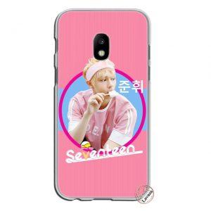 Seventeen Samsung J Case #4