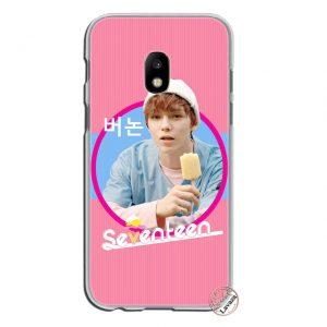 Seventeen Samsung J Case #5