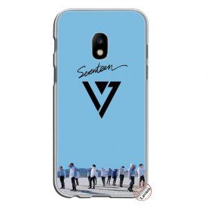 Seventeen Samsung J Case #6