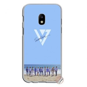 Seventeen Samsung J Case #7