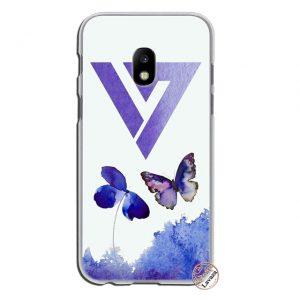 Seventeen Samsung J Case #8