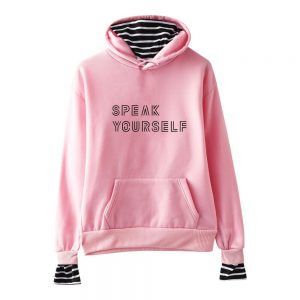 BTS Speak Yourself Hoodie #1