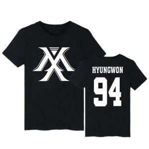 Monsta X T-Shirt Hyungwon #1