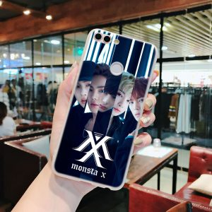 Monsta X Huawei/Honor Case #2