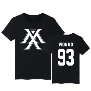 Monsta X T-Shirt Wonho #1