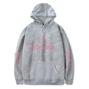BTS Persona Hoodie – Grey