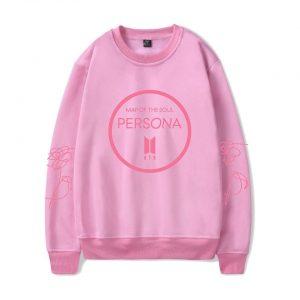 BTS Persona Sweatshirt – Pink