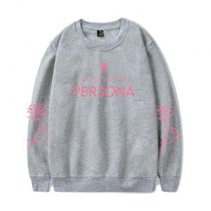 BTS Persona Sweatshirt – Grey
