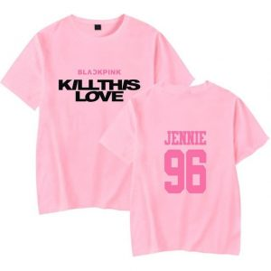 Kill This Love Tshirt Jennie
