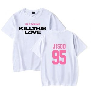 Kill This Love Tshirt Jisoo