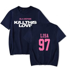 Kill This Love Tshirt Lisa
