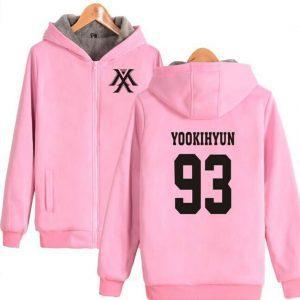 Monsta X Hoodie Yookihyun #2