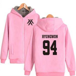 Monsta X Hoodie Hyungwon #2