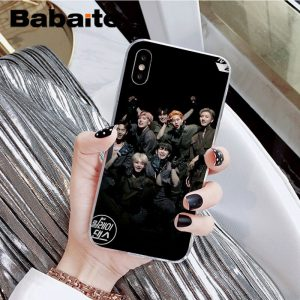 Monsta X iPhone Case #1