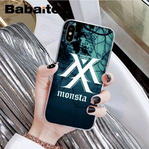 Monsta X iPhone Case #10