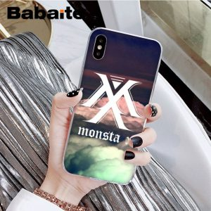 Monsta X iPhone Case #2