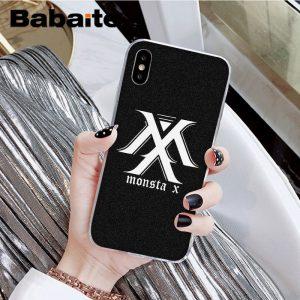 Monsta X iPhone Case #9