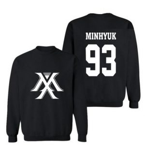 Monsta X Sweatshirt Minhyuk