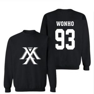 Monsta X Sweatshirt Wonho