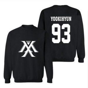 Monsta X Sweatshirt Yookihyun