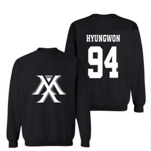 Monsta X Sweatshirt Hyungwon