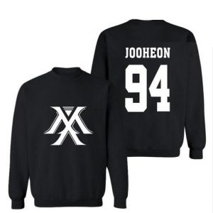 Monsta X Sweatshirt Jooheon