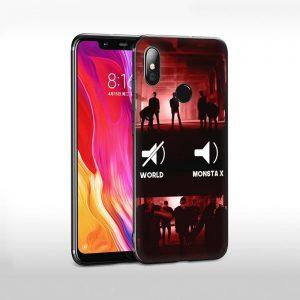 Monsta X Xiaomi Case #4
