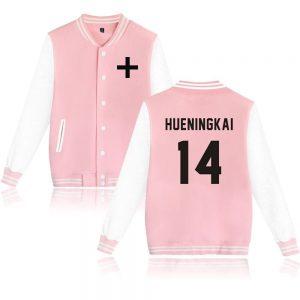 TXT Jacket Hueningkai