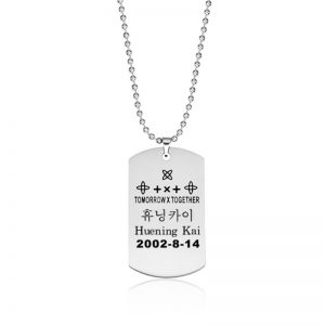 TXT Necklace HueningKai