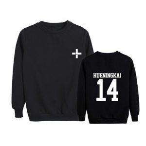 TXT Sweatshirt Hueningkai