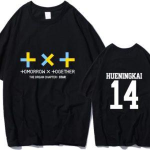 TXT T-Shirt Hueningkai