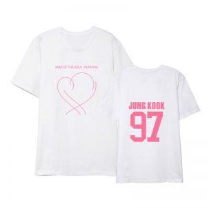 BTS – T-Shirt Jungkook